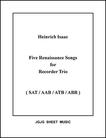 Five Renaissance Songs