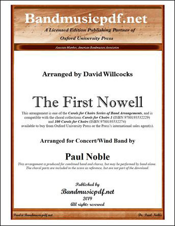 The First Nowell