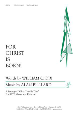 For Christ is Born!