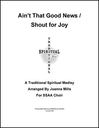 Ain't That Good News/Shout For Joy