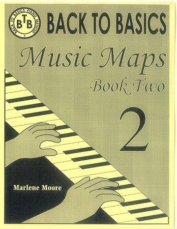 Back To Basics Music Maps, Book 2