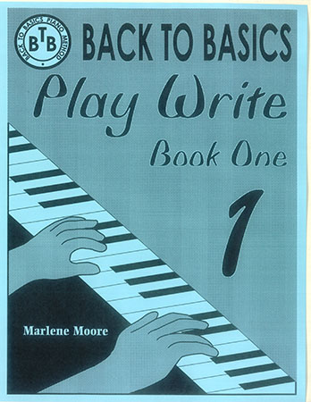 Back To Basics Play Write