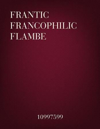 Frantic Francophilic Flambe (Crepes Suzette)