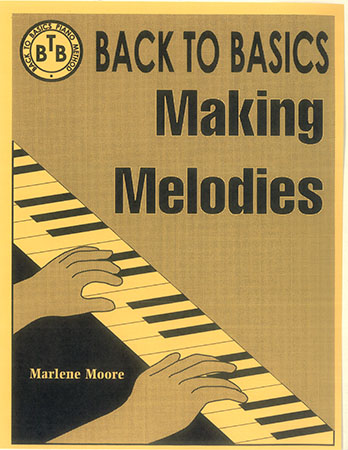 Back To Basics Making Melodies