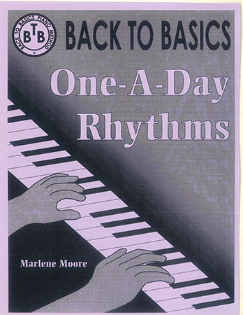 Back To Basics One A Day Rhythms