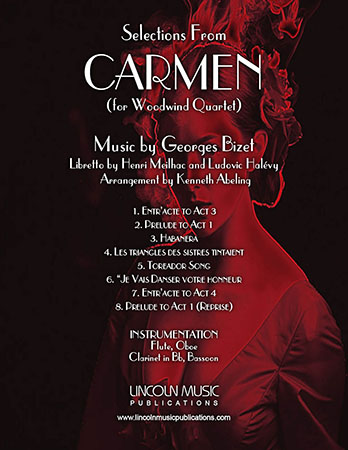 Selections from Carmen