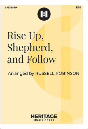 Rise Up, Shepherd, and Follow Thumbnail