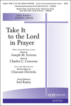 Take it to the Lord in Prayer Thumbnail