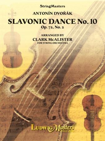 Slavonic Dance No. 10