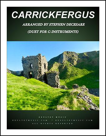 Carrickfergus (Instrumental Duet)