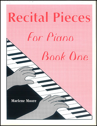 Recital Pieces For Piano