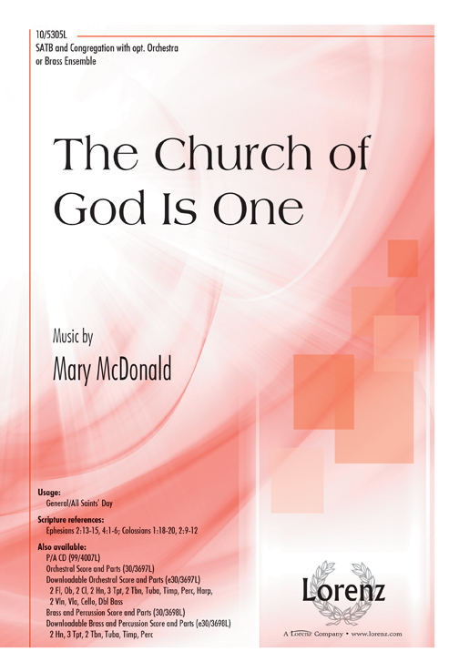 The Church of God Is One