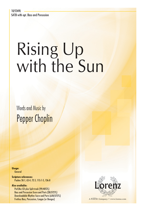 Rising Up with the Sun