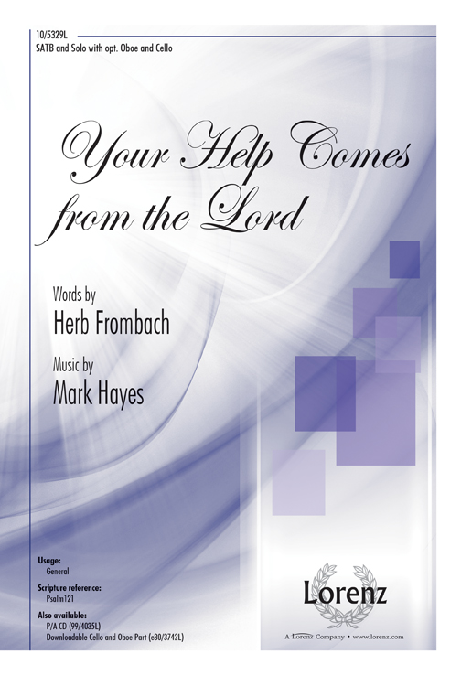 Your Help Comes from the Lord