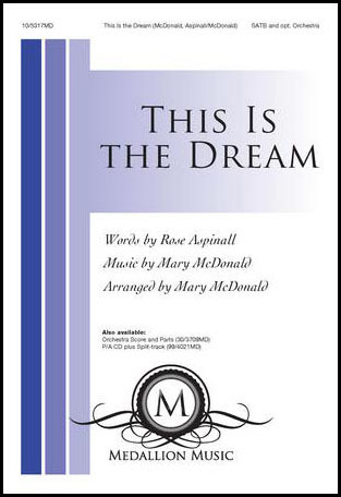 This Is the Dream community sheet music cover