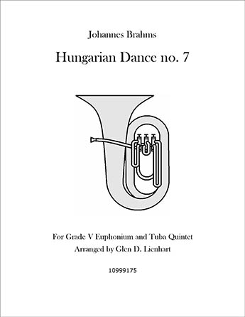 Hungarian Dance No. 7