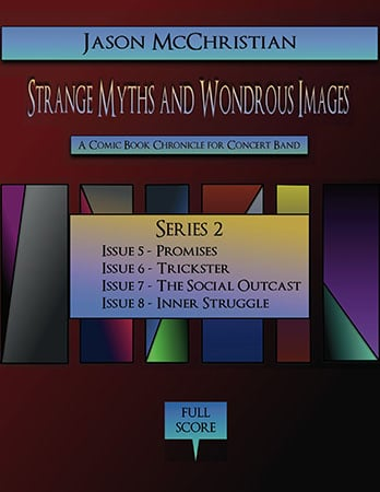 Series 2 from Strange Myths and Wondrous Images