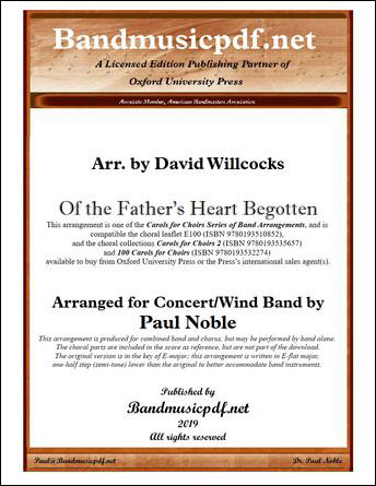 Of the father's Heart
