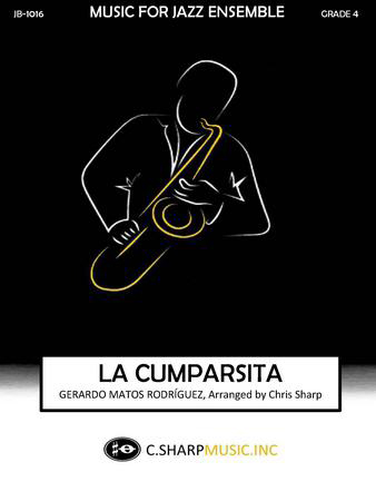 La Cumparsita jazz sheet music cover