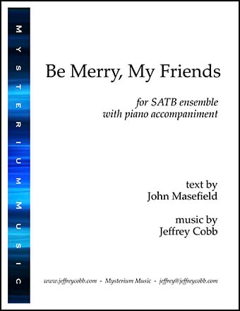 Be Merry, My Friends