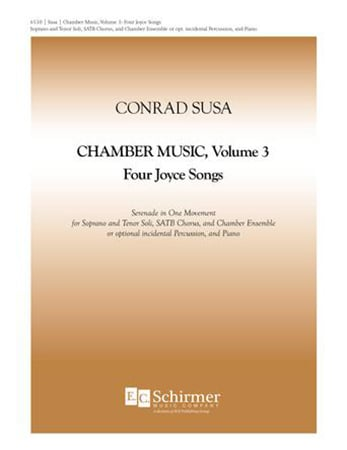 Chamber Music Volume 3: Four Joyce Songs