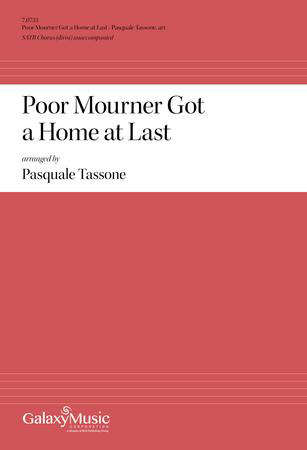 Poor Mourner Got a Home at Last