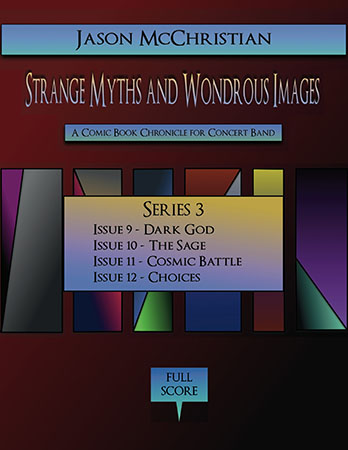 Series 3 from Strange Myths and Wondrous Images