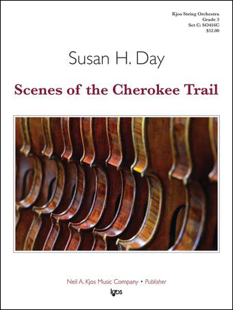 Scenes of the Cherokee Trail
