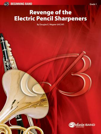 Revenge of the Electric Pencil Sharpeners