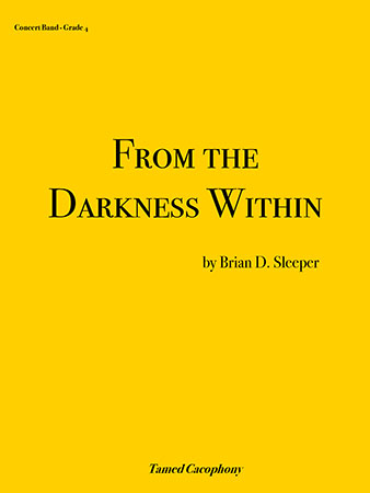 From the Darkness Within