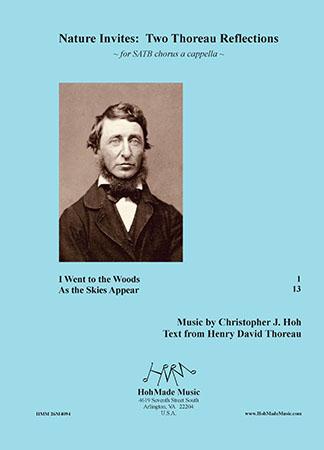 Nature Invites: Two Thoreau Reflections