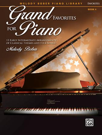Grand Favorites for Piano #1 Thumbnail