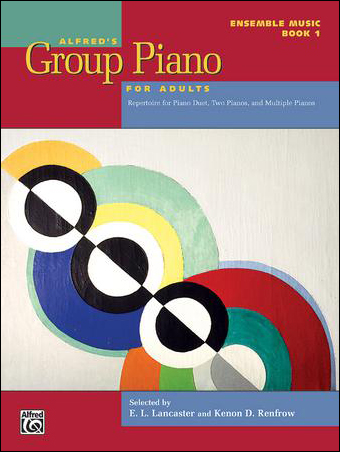 Alfred's Group Piano for Adults #1