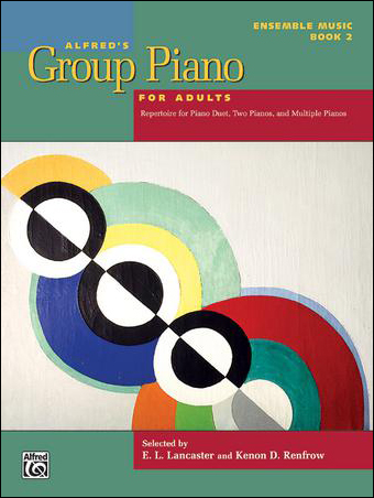 Alfred's Group Piano for Adults #2