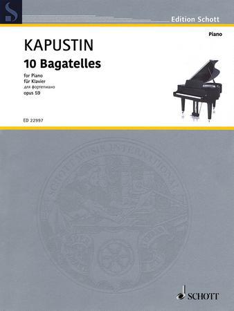 10 Bagatelles, Op. 59