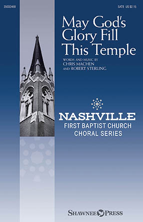 May God's Glory Fill This Temple