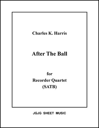 After The Ball Cover