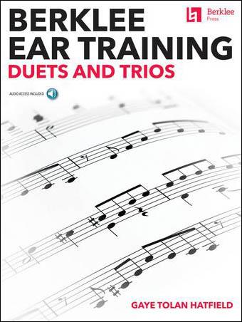 Berklee Ear Training - Duets and Trios