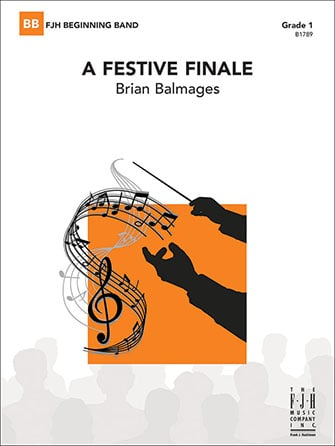 A Festive Finale midwest sheet music cover