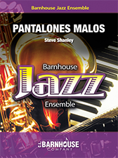 Pantalones Malos jazz sheet music cover
