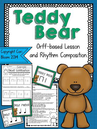Teddy Bear: Rhythm Composition