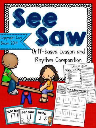 See Saw: Rhythm Composition
