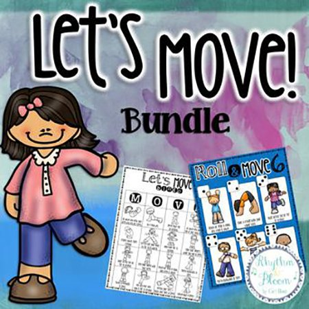 Let's Move! Bundle