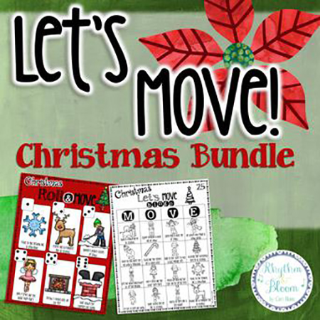 Let's Move! Christmas Bundle