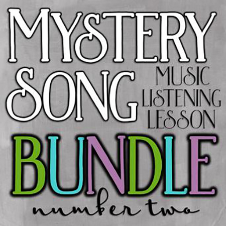 Mystery Music Listening Bundle #2