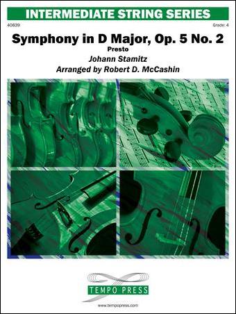 Symphony in D Major, Op. 5 No. 2