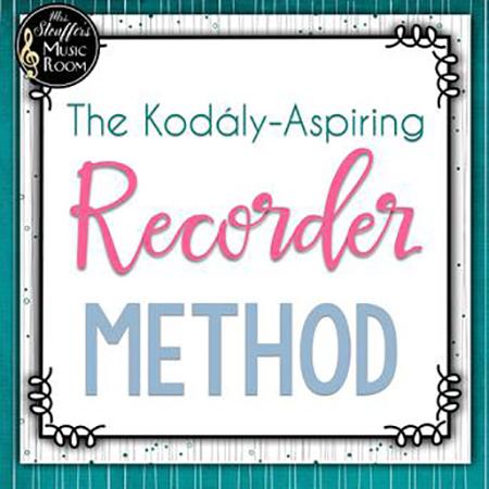 Kodaly Aspiring Recorder