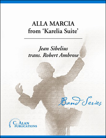 Alla Marcia from Karelia Suite