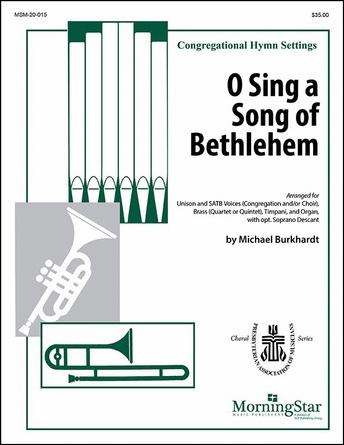 O Sing a Song of Bethlehem Thumbnail