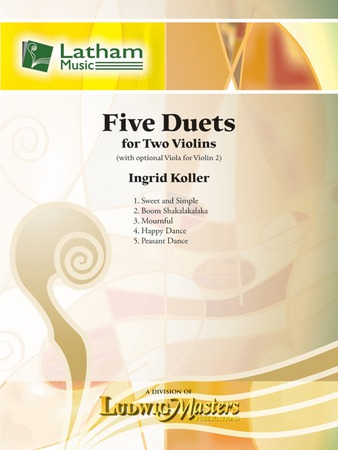 Five Duets for Two Violins